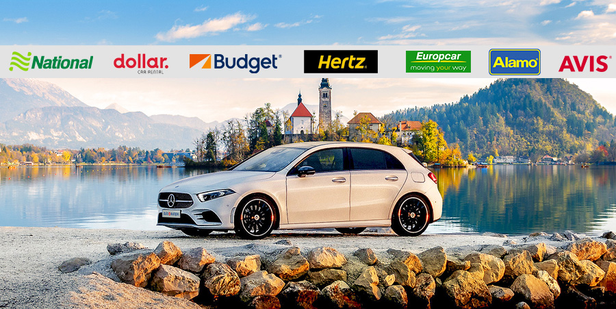 Auto Europe's Car Hire Partners
